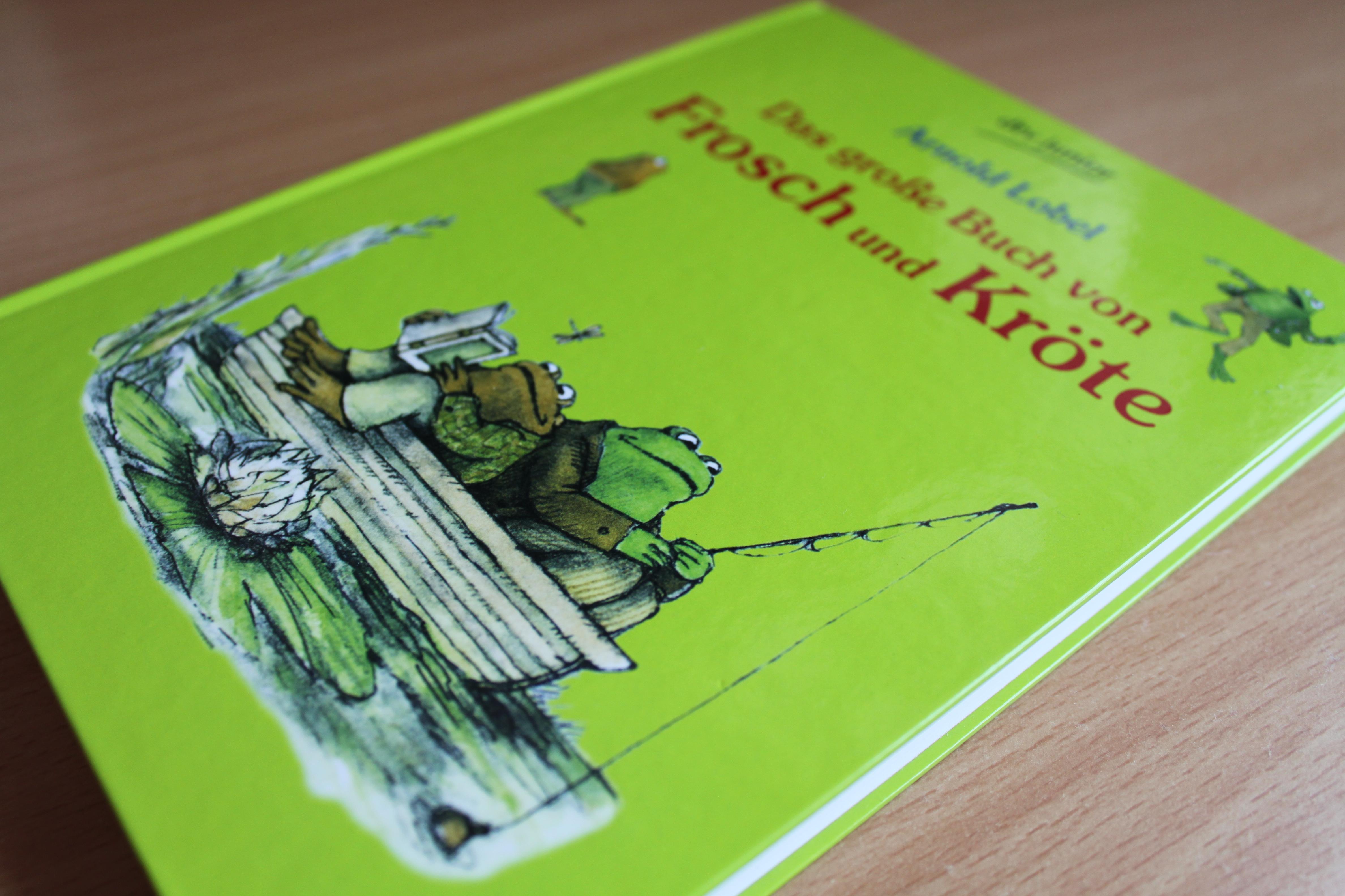 Contemporary Die Gartenarbeitsblätter Frosch Und Kröte Pictures ...