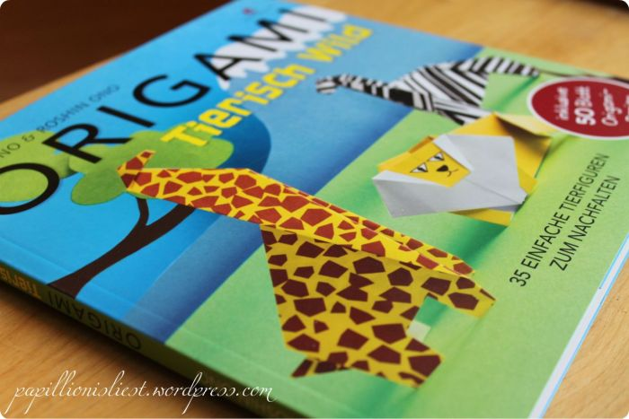 Origami tierisch wild