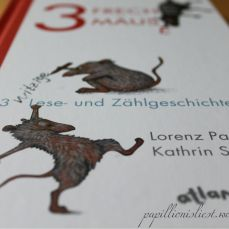 3 freche Mäuse