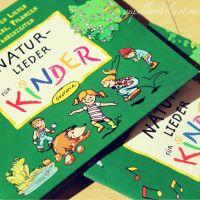 NATUR-Lieder für KINDER: Die schönsten Lieder rund um Tiere, Pflanzen und Jahreszeiten