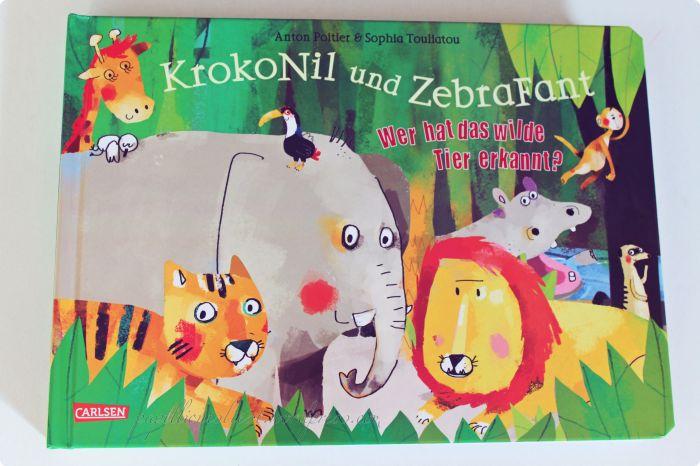 KrokoNil und ZebraFant
