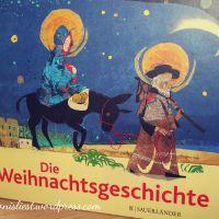 Tanja Jeschke und Ulrike Möltgen - Die Weihnachtsgeschichte