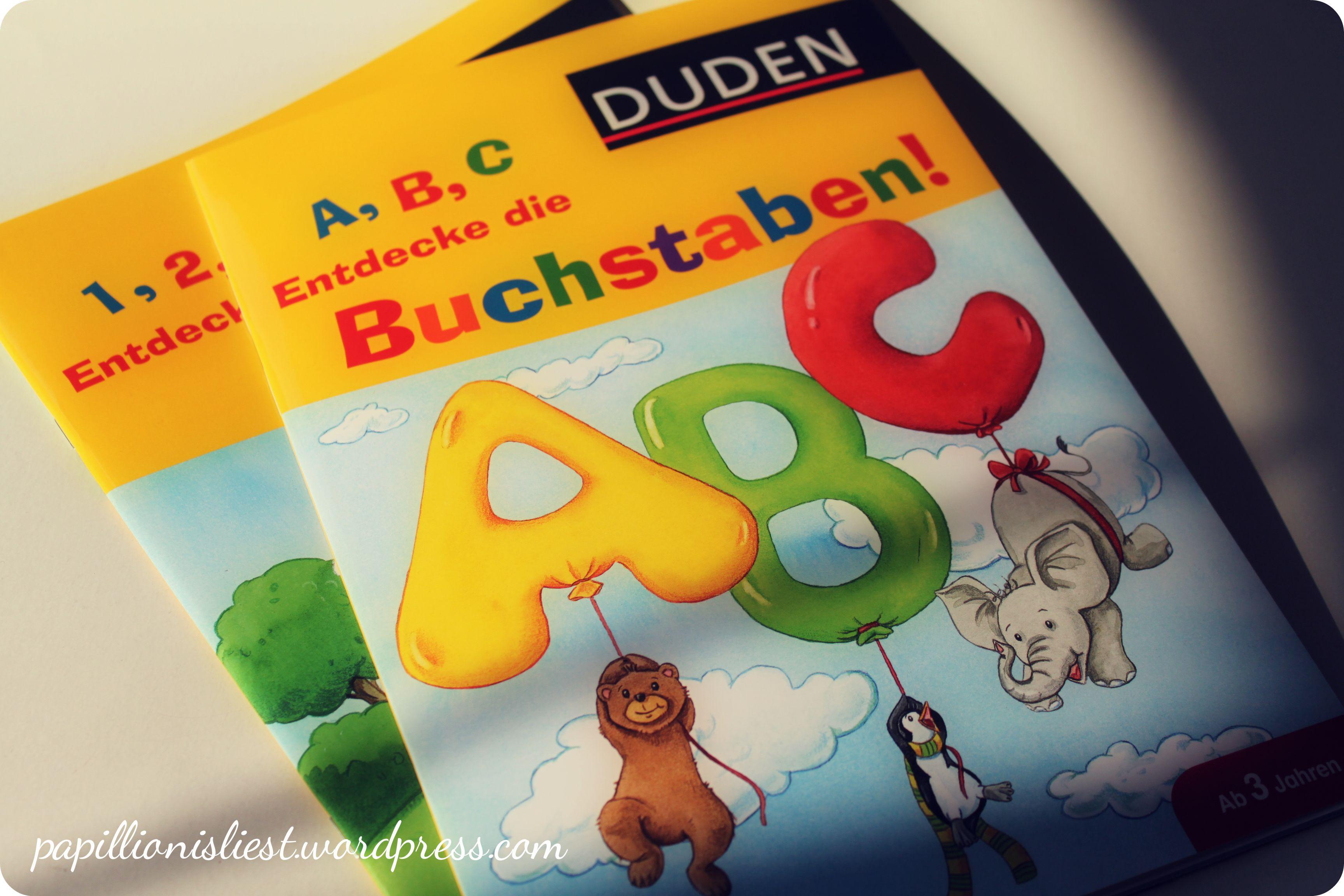 A, B, C Entdecke die Buchstaben!