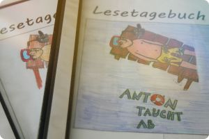 Lesetagebuch Anton taucht ab