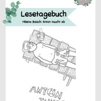 Milena Baisch -  Anton taucht ab als Klassenlektüre