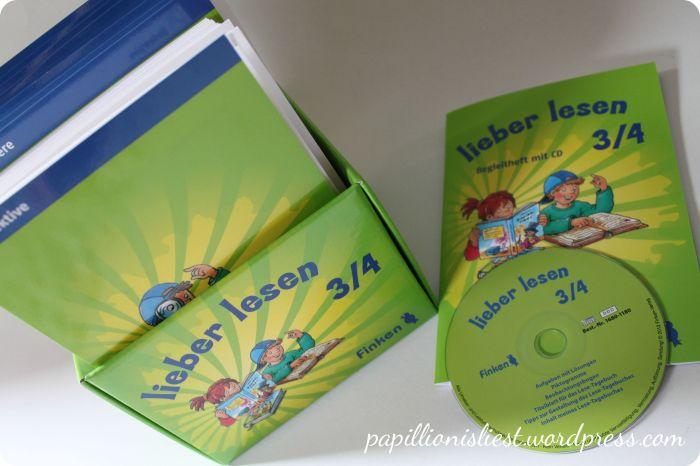 Lieber Lesen 3/4 Finken Verlag