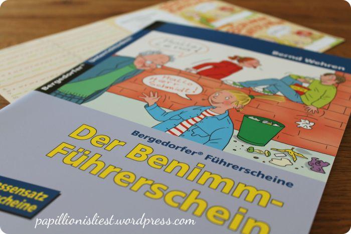 Der Benimm-Führerschein