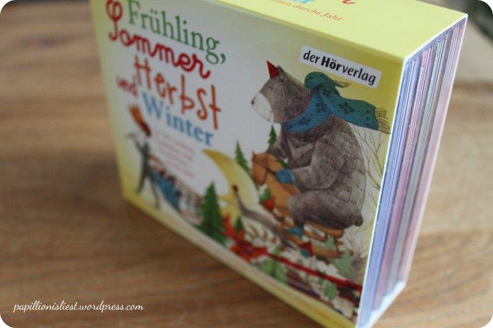 Frühling, Sommer, Herbst und Winter.: In 141 Liedern, Gedichten und Geschichten durchs Jahr