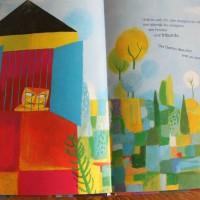 Géraldine Elschner und Peggy Nille - Die Katze und der Vogel