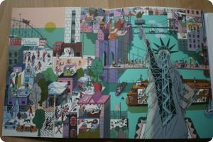 New York Wimmelbuch