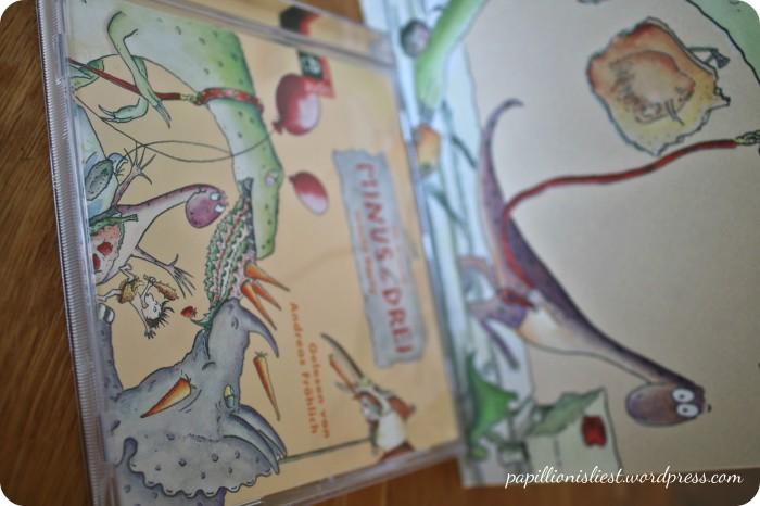 Minus Drei macht Party Hörbuch Grundschule