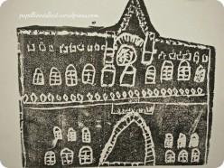 Druckwerkstatt Schulgebäude