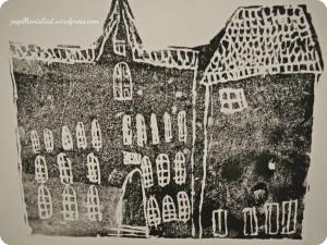 Druckwerkstatt Schule Jubiläum