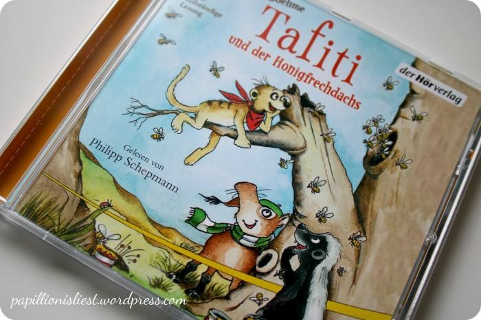Tafiti und der Honigfrechdachs