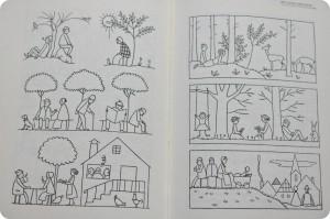 Zeichenstunde für Kinder