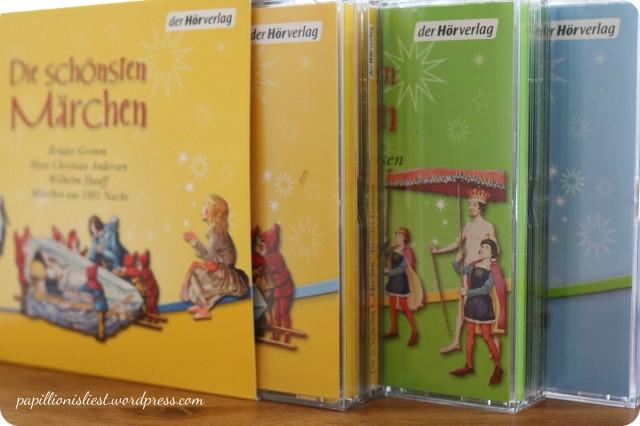Die schönsten Märchen Hörbuch