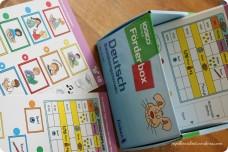 Finken Förderbox Deutsch Basiskompetenzen