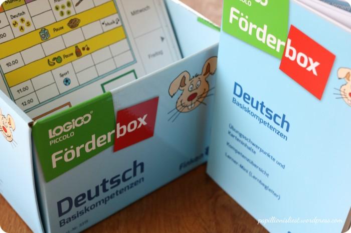 Förderbox Deutsch Basiskompetenzen