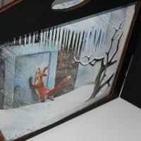 Tilde Michels - Es klopft bei Wanja in der Nacht: Kamishibai-Bildkartenset
