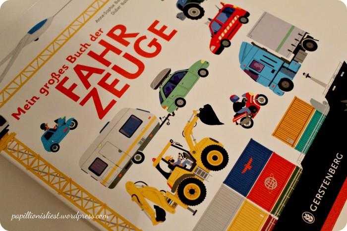 Mein großes Buch der Fahrzeuge