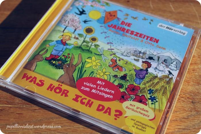 Die Jahreszeiten Hörbuch