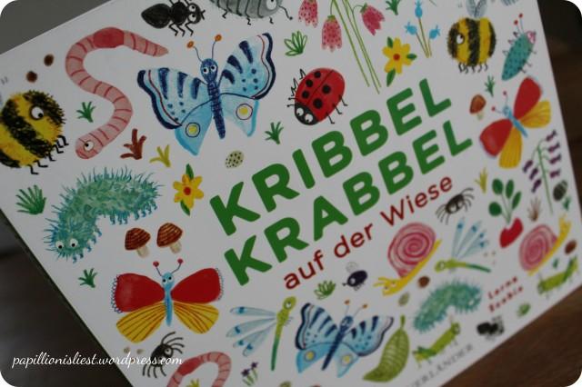 Kribbel Krabbel auf der Wiese