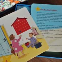 Miriam Cordes - Mein Vorlese-Adventskalender: 24 Vorlesekarten für die Allerkleinsten
