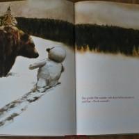 Thierry Dedieu - Auf der Suche nach dem Weihnachtsmann - Kinderbuchadvent Türchen No. 4