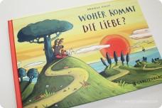 Woher kommt die Liebe - Daniela Kulot