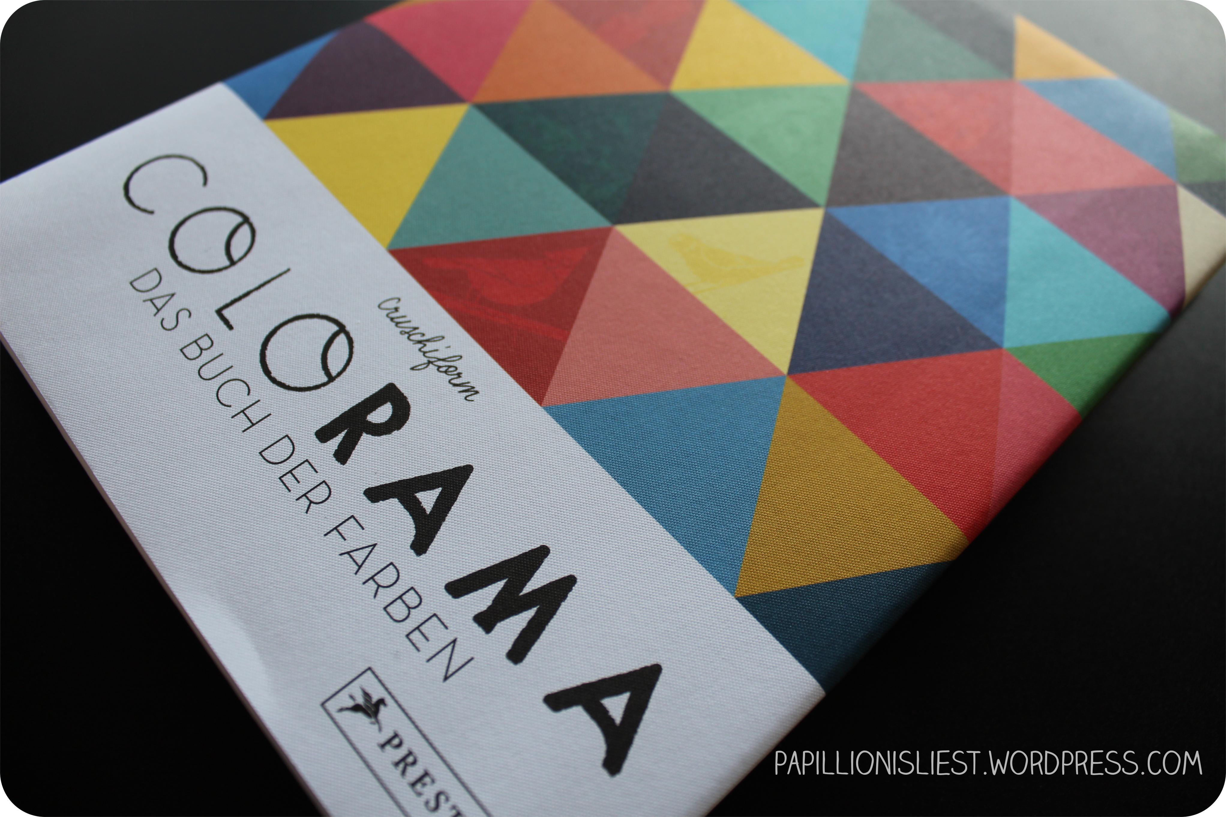 Crushiform – Colorama: Das Buch der Farben – Papillionis liest