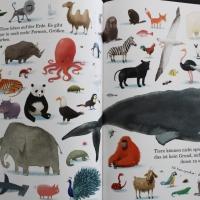 Oliver Jeffers - Hier sind wir: Anleitung zum Leben auf der Erde