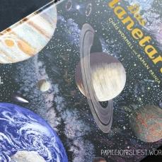 Das Planetarium Eintritt frei