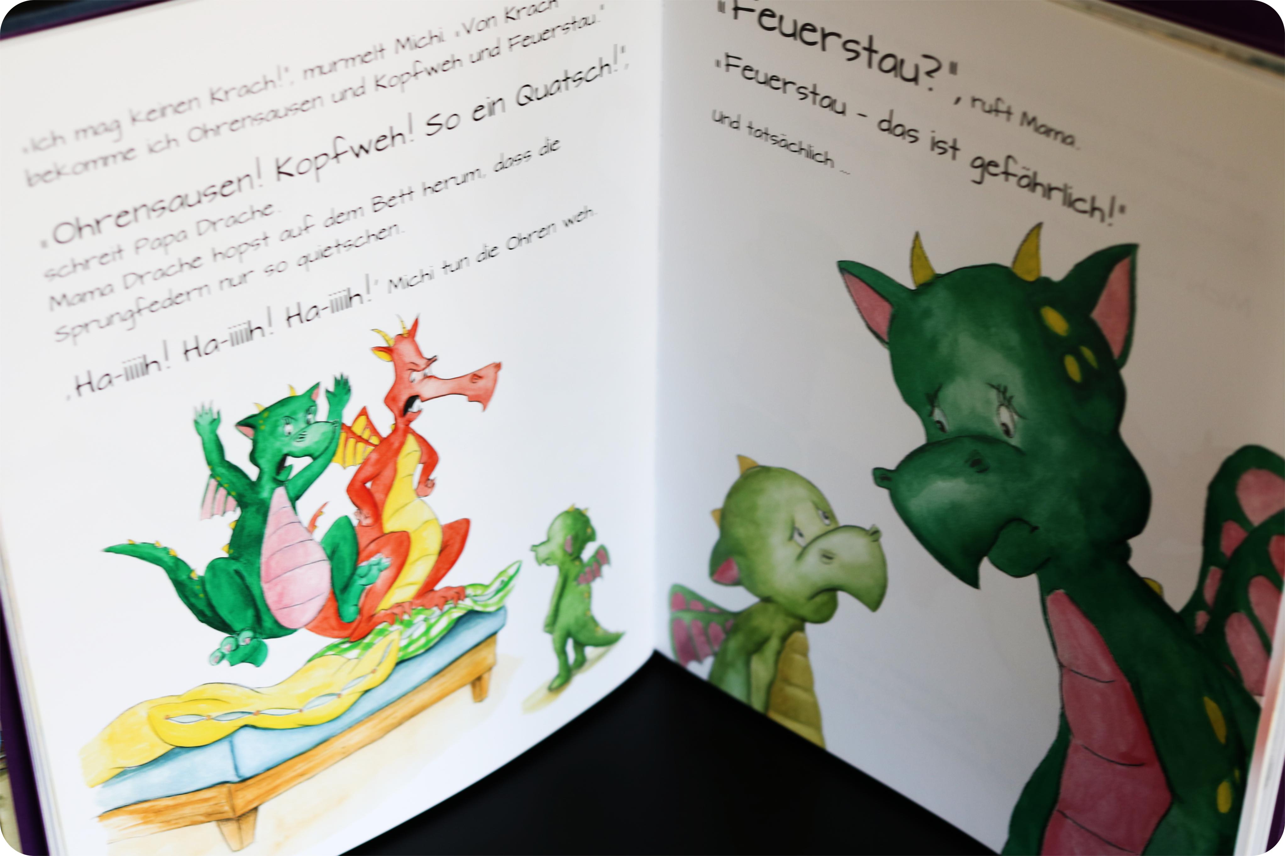 Drachen machen Krach - Barbara Peters