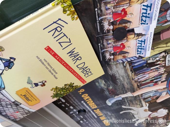 Fritzi war dabei - eine Wendewundergeschichte