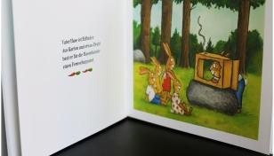 Helme Heine Der Hase Mit Der Roten Nase Unterrichtsmaterial Papillionis Liest