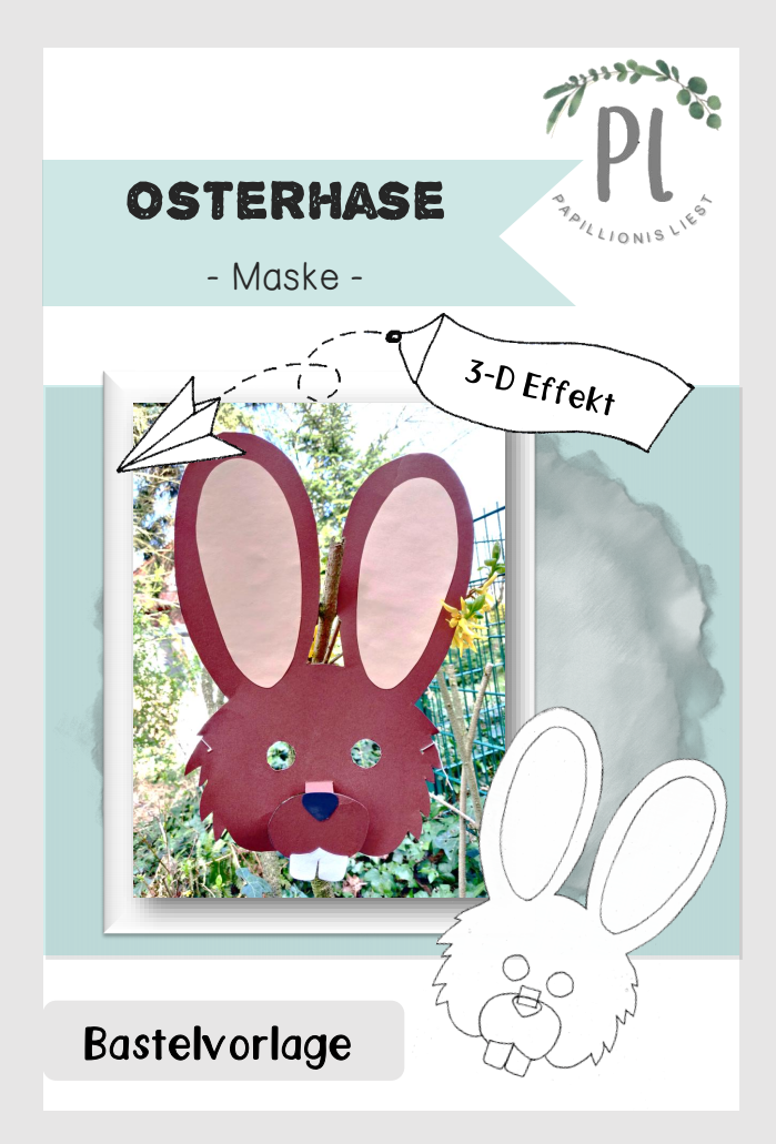 Osterhasen-Maske