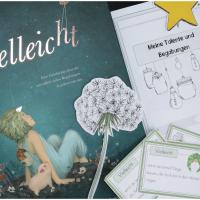 """Unterrichtsmaterial zum Bilderbuch """"Vielleicht"""" von Kobi Yamada"""