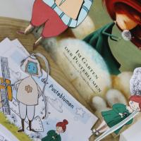 Im Garten der Pusteblumen - Unterrichtsmaterial | Minibuch rund um Wünsche