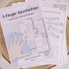5 Finger-Geschichten