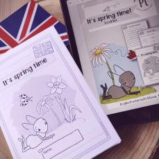 It´sspring time - booklet